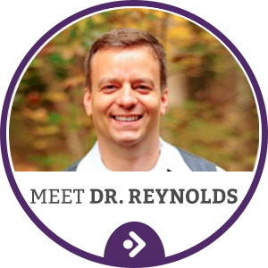 Meet Dr Reynolds Button at Reynolds Orthodontics in Greensboro NC