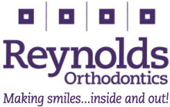 Logo RReynolds Orthodontics in Greensboro NC