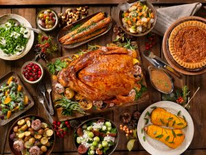 Orthodontist Dr. Mark Reynolds at Reynolds Orthodontics offers helpful tips for Thanksgiving dinner with braces