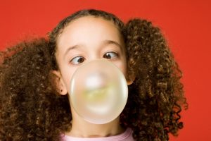 Orthodontist Dr. Mark Reynolds at Reynolds Orthodontics describes the health risks associated with chewing and swallowing gum in Greensboro NC
